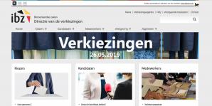 Website verkiezingen